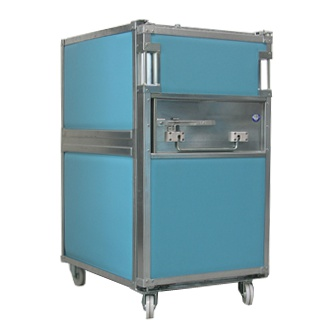 Isolatiecontainer 450 liter gastronorm